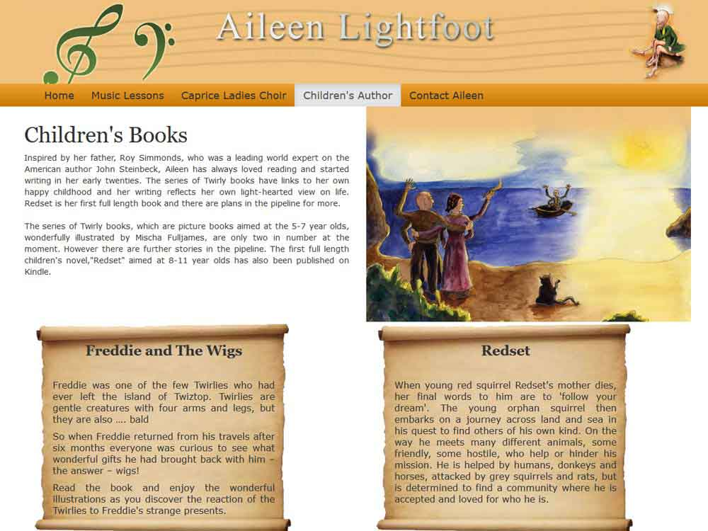 Lightfoot Publishing