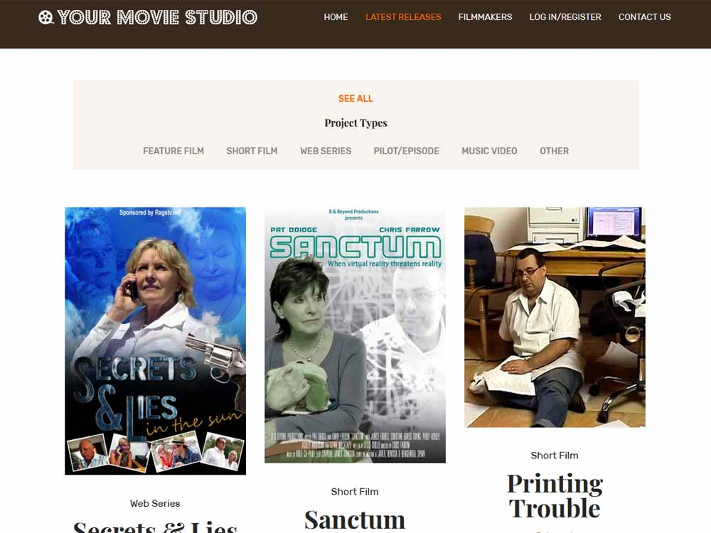 Your Movie Studio